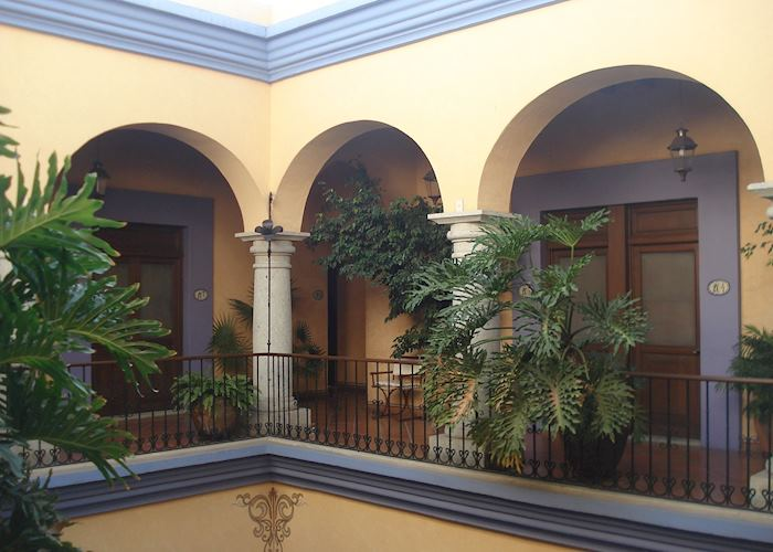 Hostal de La Noria, Oaxaca