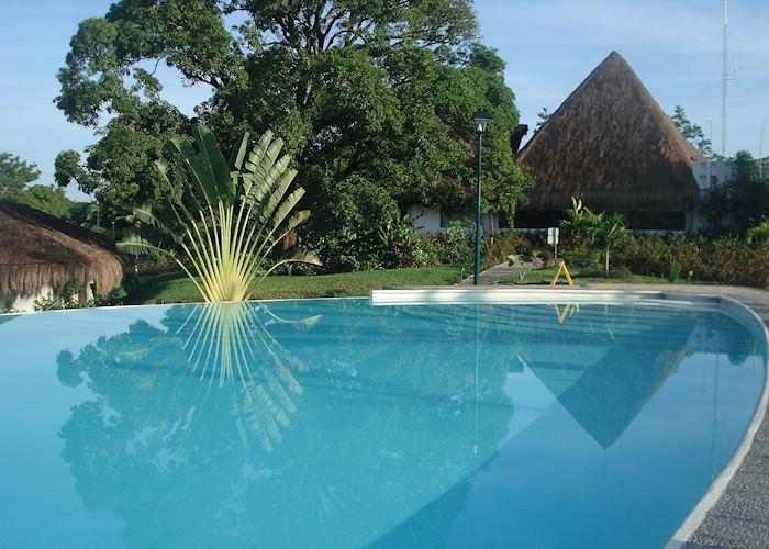 Villa Mercedes Hotel, Palenque