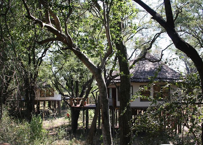 Tree-house, Sussi & Chuma, Livingstone & The Victoria Falls