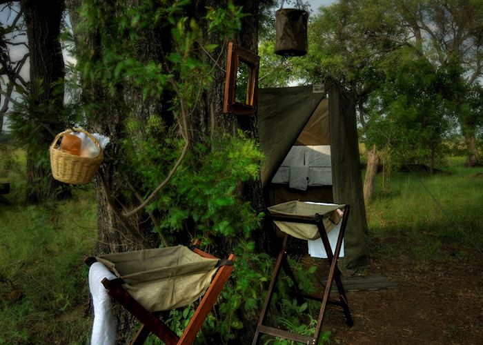 Kanana Mokoro Trails Camp, Nxabega Concession