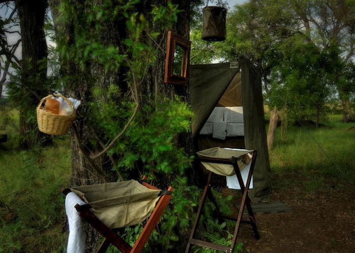 Kanana Mokoro Trails Camp, Nxabega Concession
