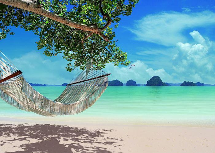Lazy days in Krabi, Thailand