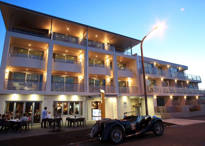 Crown Hotel, Napier & Hawkes Bay
