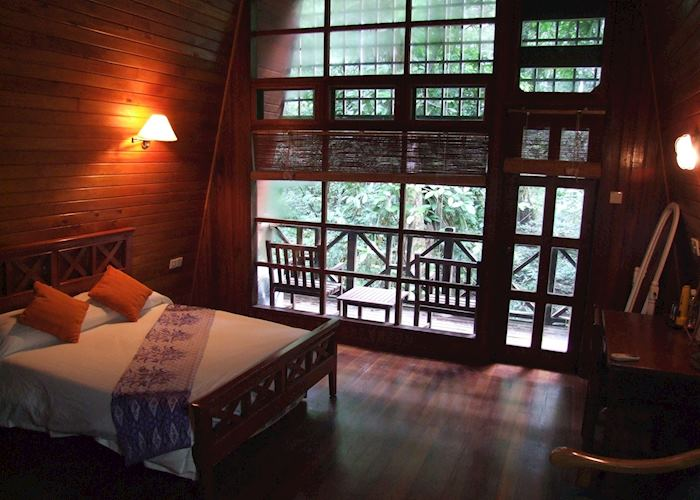 River lodge, Tabin Wildlife Resort, Tabin Wildlife Reserve