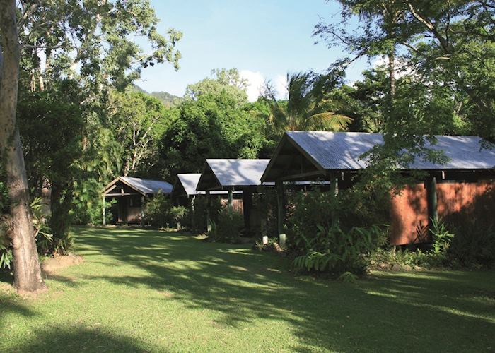 Bungalows, Mungumby Lodge, Cooktown