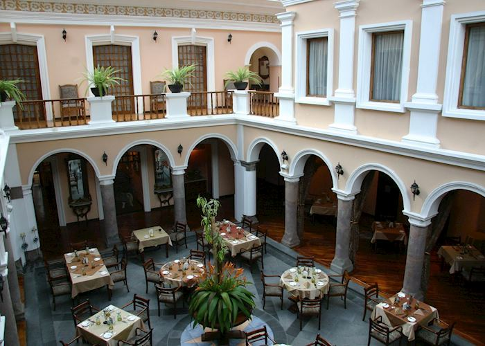 Patio Andaluz, Quito