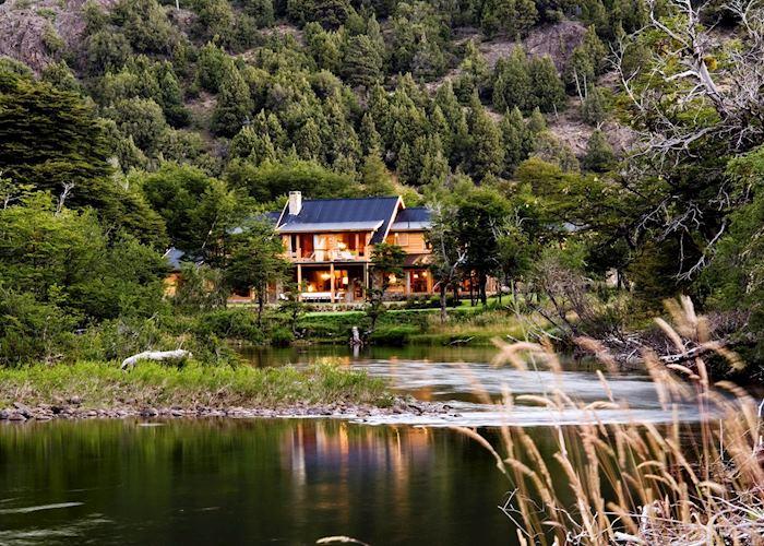 Rio Hermoso Lodge, San Martin de los Andes