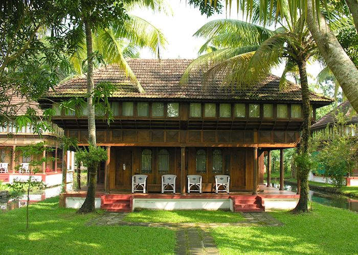 Heritage Mansion, Coconut Lagoon Resort, Kumarakom