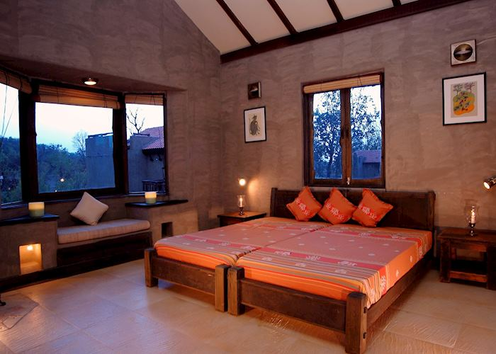 Cottages at Kings Lodge, Bandhavgarh National Park