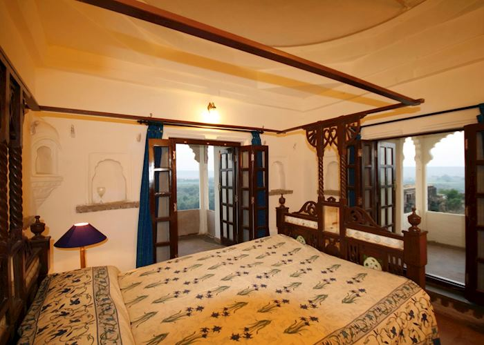 Suite, Bhainsrorgarh Fort Hotel