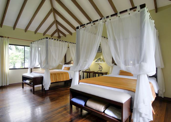 Manatus Lodge, Tortuguero National Park