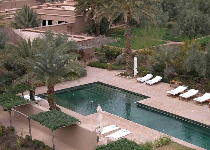 Pool, Dar Ahlam, Skoura