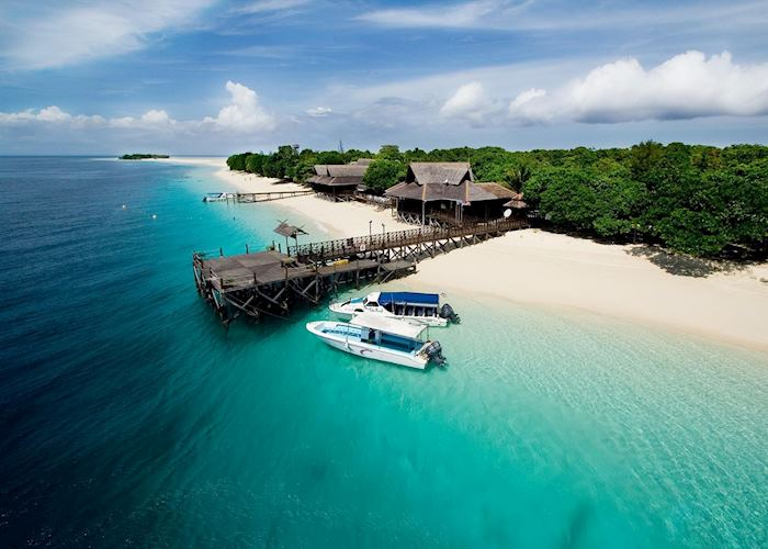 The Reef Dive Resort, Mataking Island