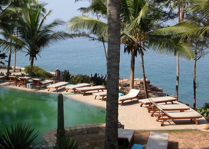 Surya Samudra Beach Resort, Kovalam