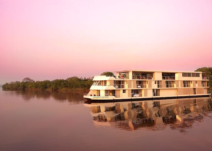 Zambezi Queen, Chobe River