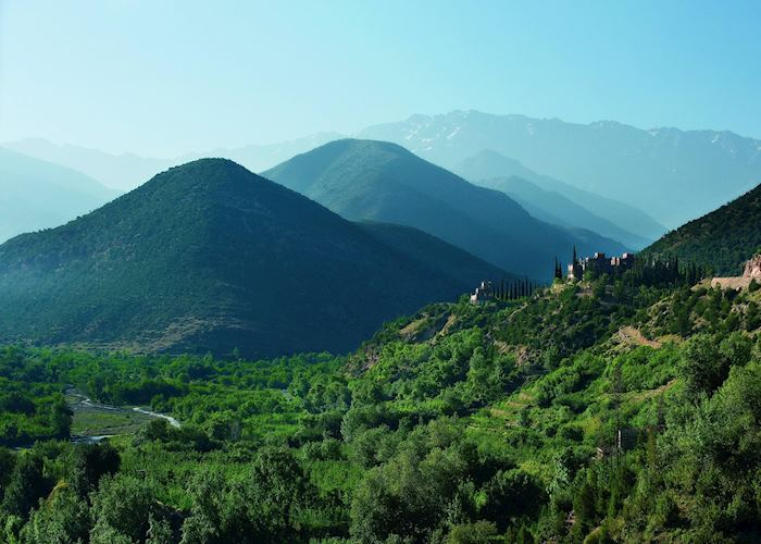 Kasbah Tamadot, The High Atlas Mountains