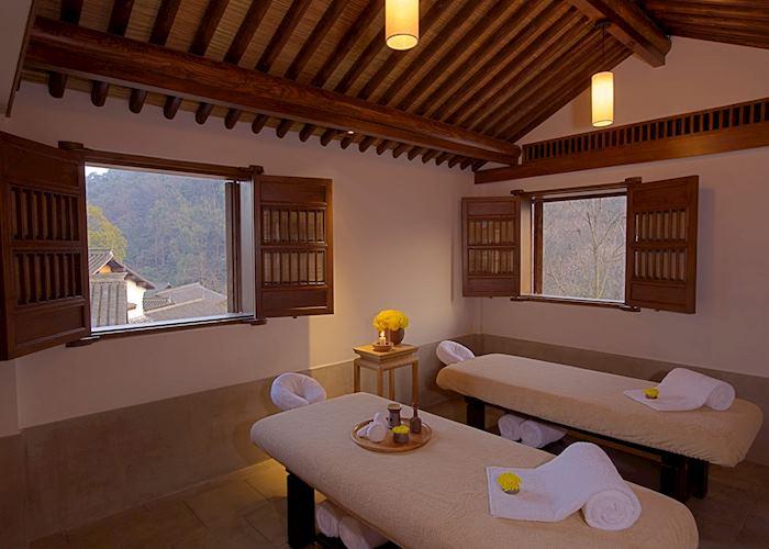 Spa suite, Amanfayun, Hangzhou