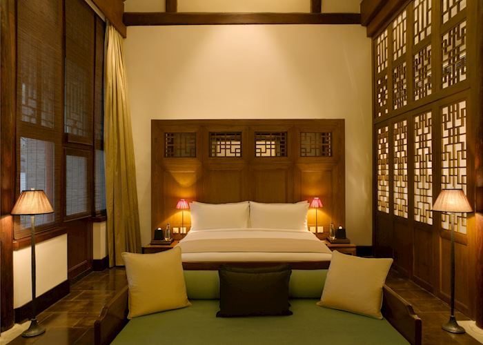 Imperial Suite, The Aman Summer Palace, Beijing