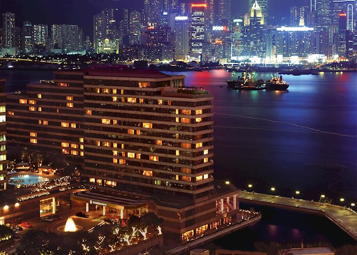 Intercontinental Hotel, Hong Kong
