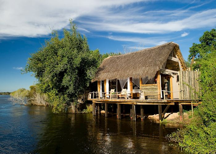 Sindabezi Island Lodge, Livingstone & The Victoria Falls