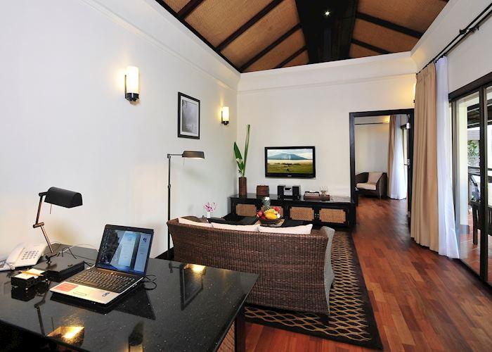 Suite Affair, Ansara Hotel, Vientiane
