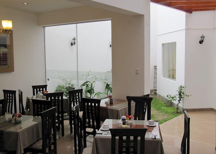Hostal El Tambo, Lima