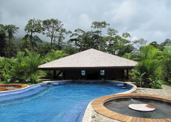 Rio Celeste Hideaway Hotel, Tenorio Volcano