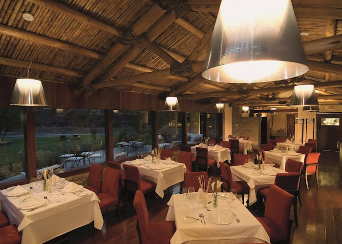 Restaurant, Rio Sagrado, Sacred Valley of Incas