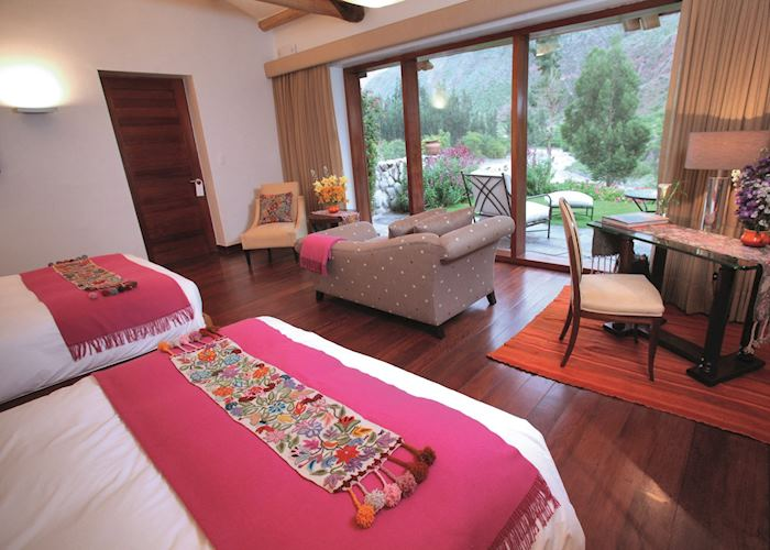 Junior Suite, Rio Sagrado, Sacred Valley of Incas