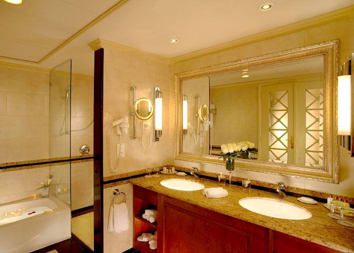 Bathroom, Marriott Hotel, Cairo