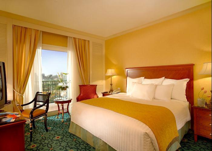 Standard Room, Marriott Hotel, Cairo