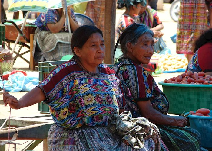 Comalapa Market, Guatemala