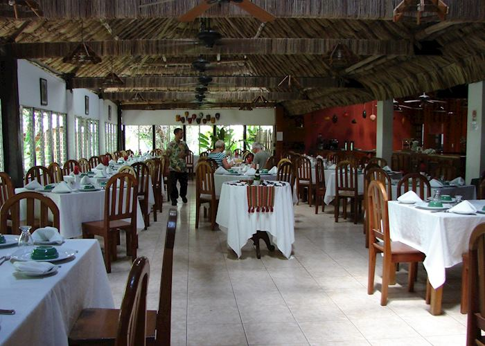Hotel Posada de la Selva (The Jungle Lodge), El Petén