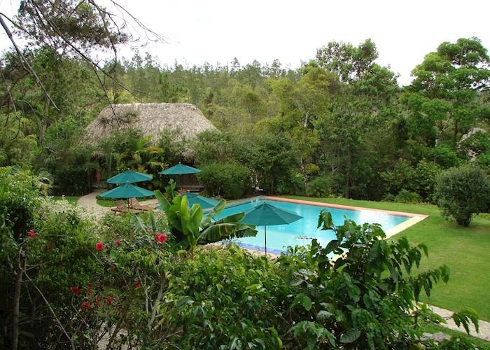 Blancaneaux Lodge, Cayo District