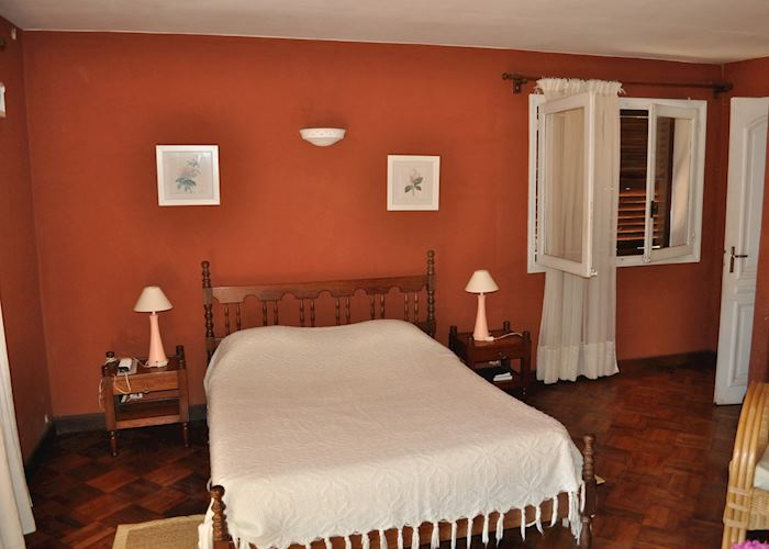 Bedroom at Camelia, Antsirabe