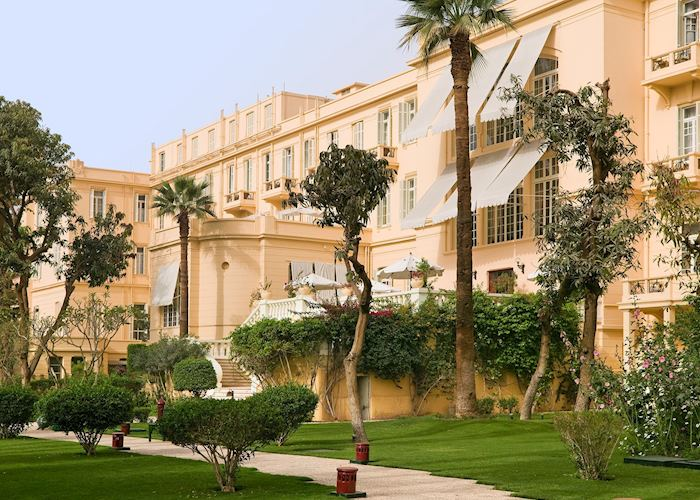 Old Winter Palace, Luxor