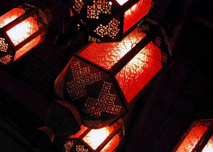 Lanterns, Koh Samui
