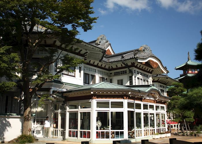 Fujiya Hotel, Miyanoshita, Hakone