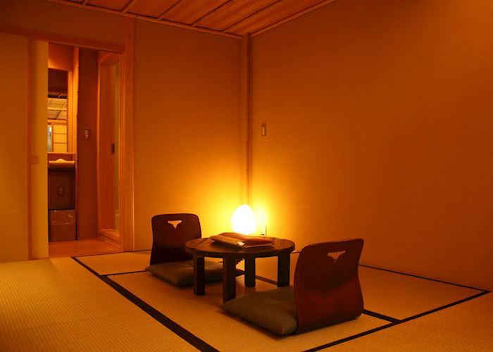 Sukiya room, Sakura Ryokan, Kyoto