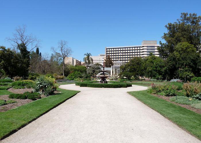Botanical gardens, Adelaide