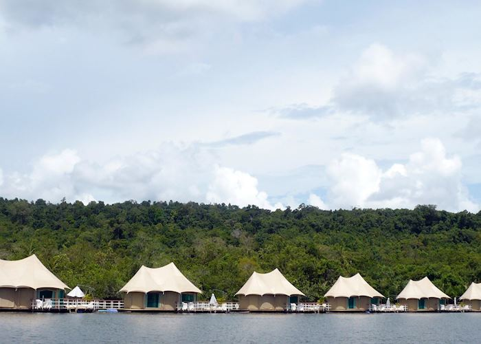 4 Rivers Tented Camp, Koh Kong