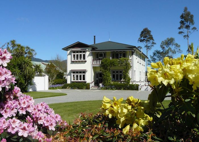 Holly Homestead, Franz Josef Glacier