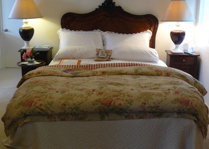 Fleur de Rose room, Bed of Roses, Kerikeri