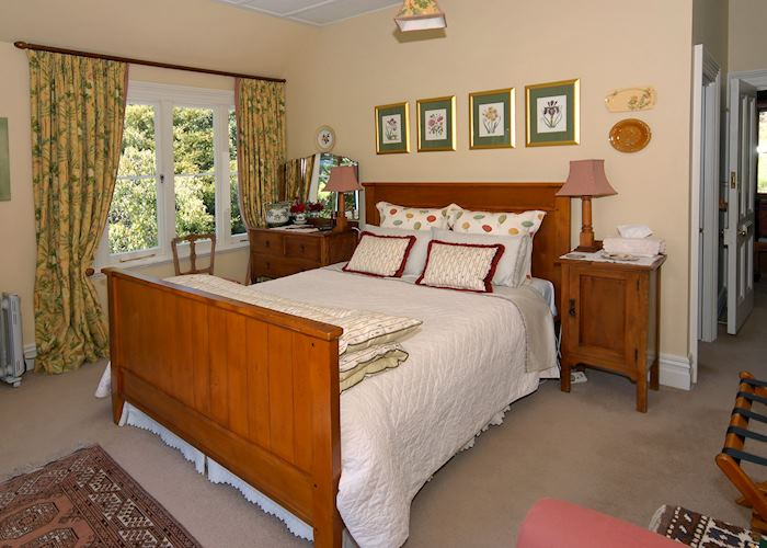 Guest Room, Beaufort House, Akaroa & Banks Peninsula