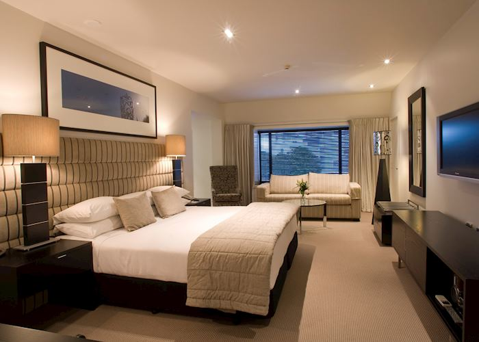 Junior suite, The George, Christchurch