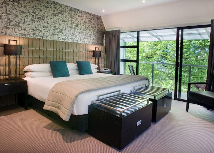 Park suite, The George, Christchurch