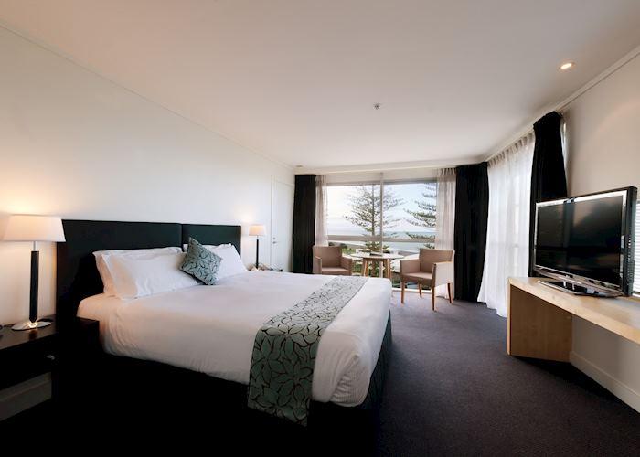 Superior room, Te Pania Hotel, Napier & Hawkes Bay