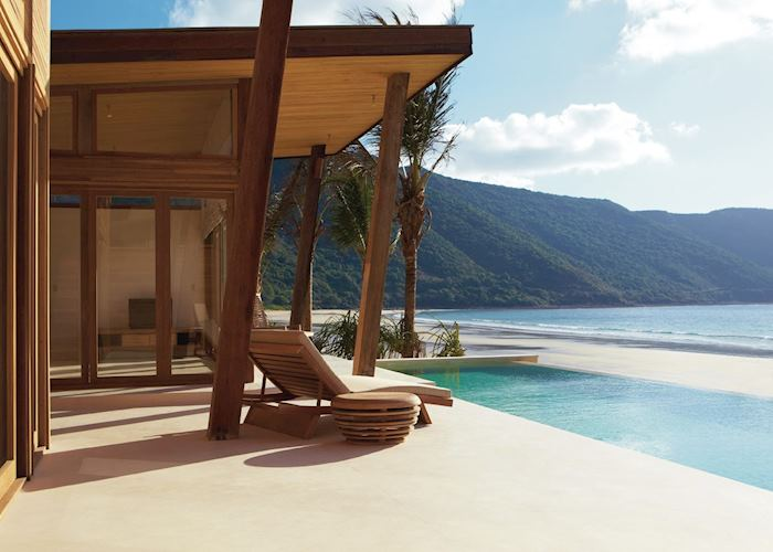 Oceanfront 4 Bedroom Villa, Six Senses Con Dao, Con Dao Islands