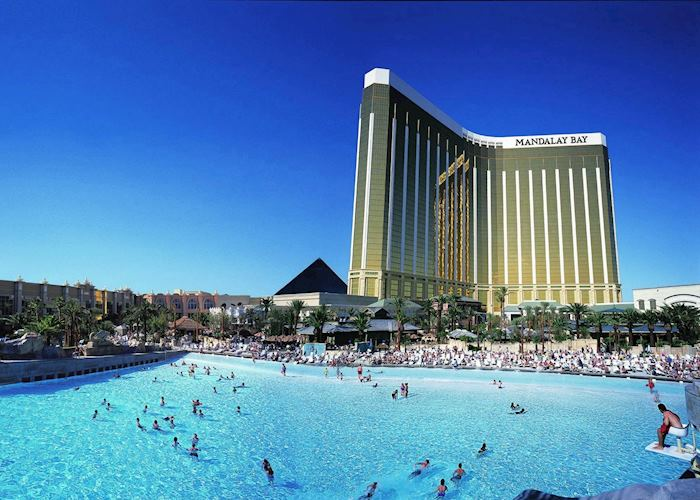 Mandalay Bay Hotels In Las Vegas