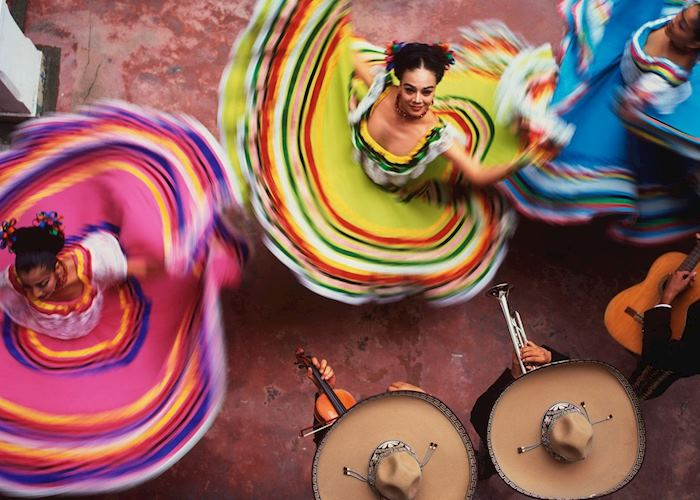 Mexican Dancers